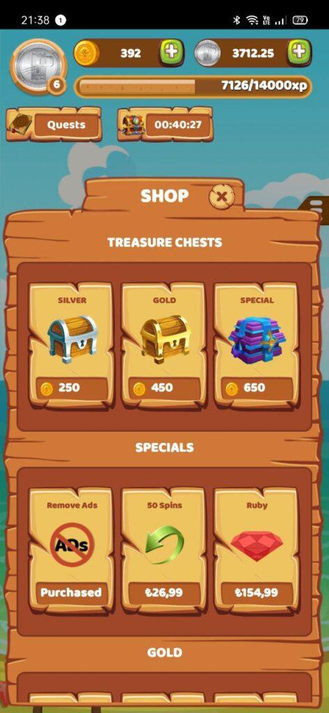 Crypto Treasures