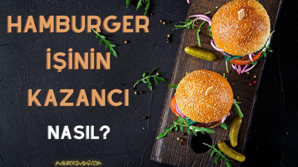 Hamburgerci Açma